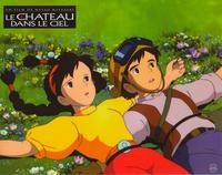 Laputa: Castle in the Sky - 8 x 10 Color Photo Foreign #8