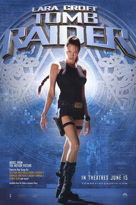 Lara Croft: Tomb Raider - 11 x 17 Movie Poster - Style A