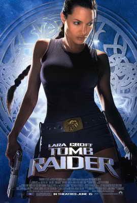 Lara Croft: Tomb Raider - 27 x 40 Movie Poster - Style A