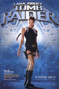 Lara Croft: Tomb Raider - 11 x 17 Movie Poster - Style A - Museum Wrapped Canvas