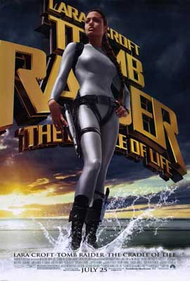 Lara Croft Tomb Raider: The Cradle of Life - 11 x 17 Movie Poster - Style A