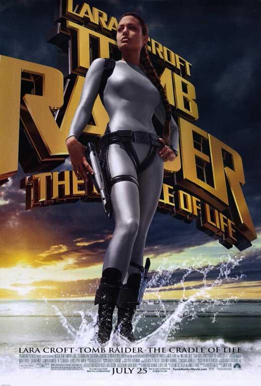Lara Croft Tomb Raider: The Cradle of Life Movie Posters ...