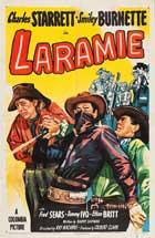 Laramie - 11 x 17 Movie Poster - Style A