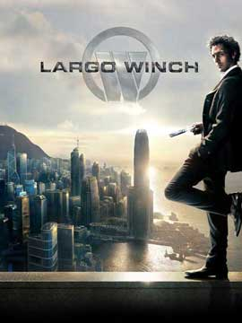 Largo Winch (TV) - 27 x 40 Movie Poster - French Style A