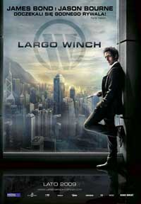 Largo Winch (TV) - 11 x 17 TV Poster - Polish Style A