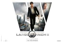 Largo Winch (TV) - 30 x 40 Movie Poster - French Style A