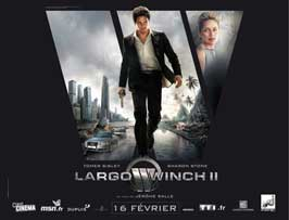 Largo Winch (TV) - 30 x 40 Movie Poster - French Style C