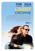 Larry Crowne - 43 x 62 Movie Poster - Bus Shelter Style A
