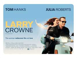 Larry Crowne - 11 x 17 Movie Poster - UK Style A