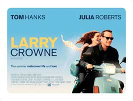 Larry Crowne - 27 x 40 Movie Poster - UK Style A