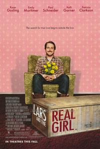 Lars and the Real Girl - 43 x 62 Movie Poster - Bus Shelter Style A
