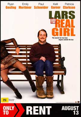Lars and the Real Girl - 11 x 17 Movie Poster - Australian Style A