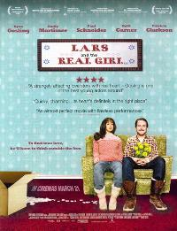 Lars and the Real Girl - 11 x 17 Movie Poster - Style B