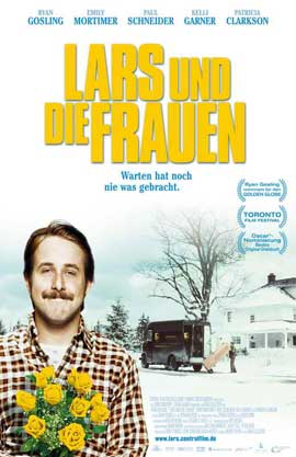 Lars and the Real Girl - 11 x 17 Movie Poster - German Style A
