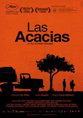 Las acacias - 11 x 17 Movie Poster - Spanish Style A
