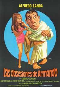 Las Obsesiones de Armando - 11 x 17 Movie Poster - Spanish Style A