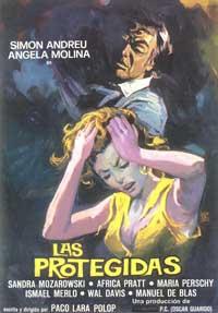 Las Protegidas - 11 x 17 Movie Poster - Spanish Style A