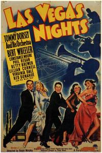 Las Vegas Nights - 43 x 62 Movie Poster - Bus Shelter Style A