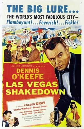 Las Vegas Shakedown - 27 x 40 Movie Poster - Style A