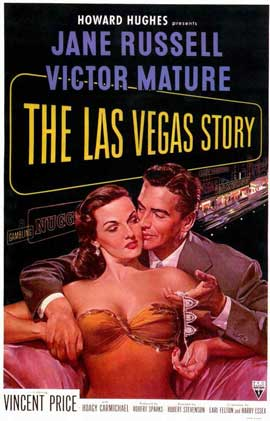 The Las Vegas Story - 11 x 17 Movie Poster - Style A