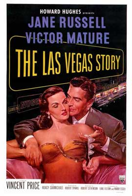 The Las Vegas Story - 27 x 40 Movie Poster - Style A