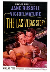 The Las Vegas Story - 43 x 62 Movie Poster - Bus Shelter Style A