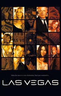 Las Vegas (TV) - 11 x 17 TV Poster - Style A