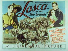 Lasca of the Rio Grande - 11 x 14 Movie Poster - Style A