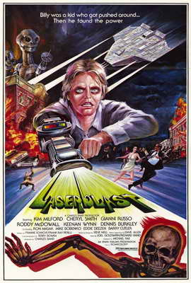 Laserblast - 27 x 40 Movie Poster - Style A