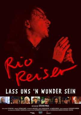 Lass uns 'n Wunder sein. Auf der Suche nach Rio Reiser - 11 x 17 Movie Poster - German Style A