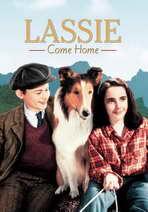 Lassie, Come Home - 27 x 40 Movie Poster - Style C