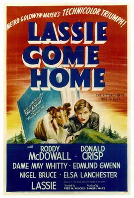 Lassie, Come Home - 27 x 40 Movie Poster - Style A