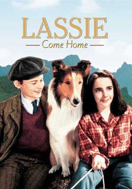 Lassie, Come Home - 11 x 17 Movie Poster - Style C