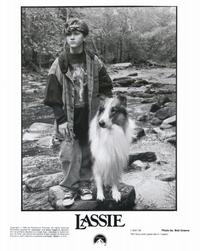 Lassie - 8 x 10 B&W Photo #1