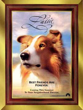 Lassie - 27 x 40 Movie Poster - Style B