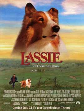 Lassie - 27 x 40 Movie Poster - Style C