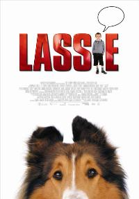 Lassie - 43 x 62 Movie Poster - Bus Shelter Style A