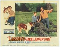 Lassie's Great Adventure - 11 x 14 Movie Poster - Style E