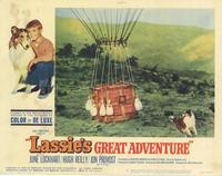 Lassie's Great Adventure - 11 x 14 Movie Poster - Style C