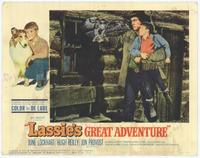 Lassie's Great Adventure - 11 x 14 Movie Poster - Style D