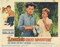 Lassie's Great Adventure - 11 x 14 Movie Poster - Style I