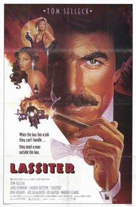 Lassiter - 11 x 17 Movie Poster - Style A