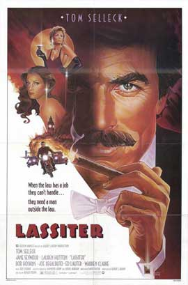 Lassiter - 27 x 40 Movie Poster - Style A