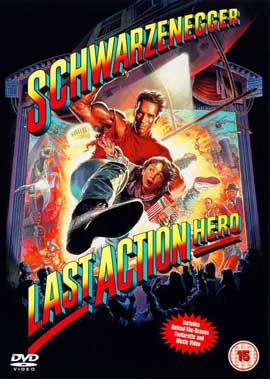 Last Action Hero - 27 x 40 Movie Poster - UK Style A