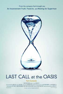 Last Call at the Oasis - 27 x 40 Movie Poster - Style A