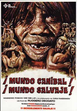 Last Cannibal World - 11 x 17 Movie Poster - Spanish Style B