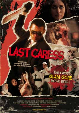 Last Caress - 11 x 17 Movie Poster - Style A