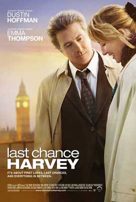 Last Chance Harvey - 27 x 40 Movie Poster - Style A