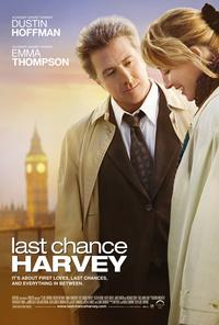 Last Chance Harvey - 43 x 62 Movie Poster - Bus Shelter Style A