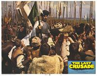 Last Crusade - 11 x 14 Movie Poster - Style B
